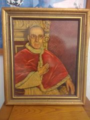 Kunstdruck Papst Pius der XII