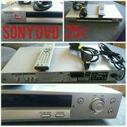 Sony DVD jeztz 20EUR