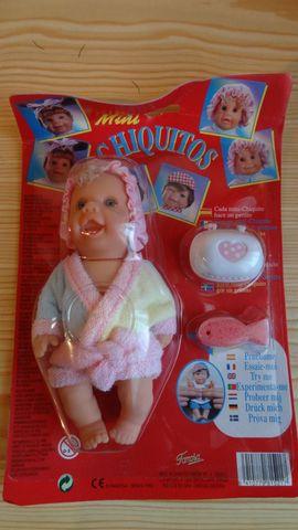 Puppen - Puppen - NEU - klein