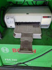 Bosch FSA740 Abgastester