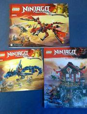 Lego Ninjago Extra Sets PREISSENKUNG
