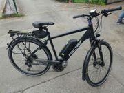 Herren Trekking E-bike Mittelmotor Fischer