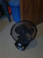 Ventilator abzugeben