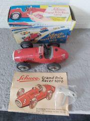 Modelauto Schuco Racer 1070