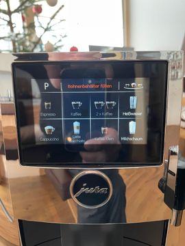 Jura S8 Chrom Kaffeevollautomat