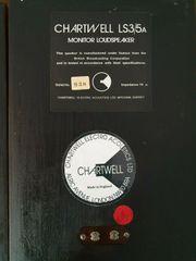 CHARTWELL LS35a LAUTSPRECHER ROSEWOOD IN