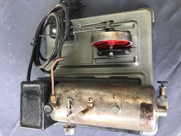 Dampfmaschine alt