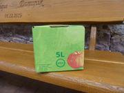 5L Apfelsaft ungespritzt