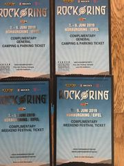Tickets Rock am Ring 2