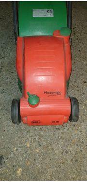Rasenmäher Benzin Elektro gesucht