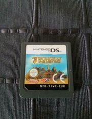 Nintendo DS Spiel 7 Wonders