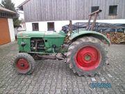 Schlepper Deutz D 40 L