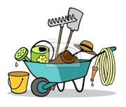 Gartenarbeit und Winterdienst
