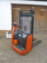 Linde L12 Hochhubwagen Elektrohubwagen Handstapler