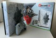 Xbox one X Ltd Gears