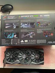 nvidia GTX1070 Asus Strix