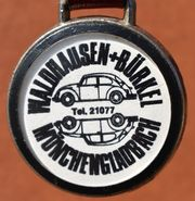 Alter VW Käfer Schlüsselanhänger