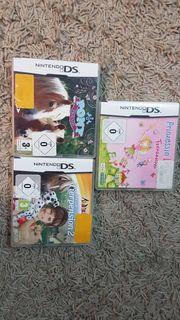 3x Nintendo ds Spiel Mädchen