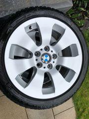 BMW Kompletträder 17
