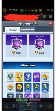 Clash Royale Fullmaxxed Account Top