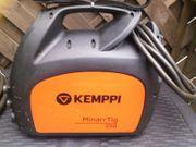 Kemppi MinarcTig 250 Schweißgerät