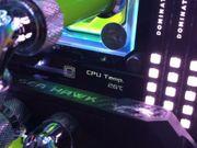 Custom Gaming PC Watercooled i9