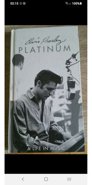 Elvis Presley Platinum A Life