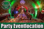 Partylocation Firmenlocation Location Offenburg Partyraum