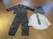 Kinderanzug Anzug mit Jacke Weste