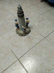 Leuchtturm 30cmhoch 15 breit