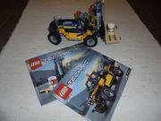 LEGO-Technik Schwerlast Gabelstapler 42079