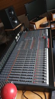 Mischpult - Studiomaster Mixdown Classic 8