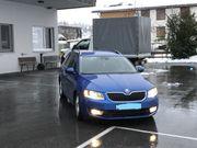 Skoda Octavia 150 PS TDI