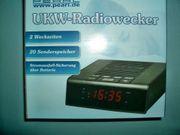 UKW-Radiowecker Pearl - OVP - neu