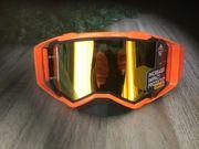 Scott Prospect Motocross Motorbrille- Orange