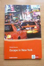 Buch Escape in New York