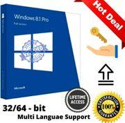 MICROSOFT WINDOWS 8 1 PRO