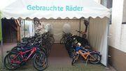 Gebrauchte Fahrräder - Mountainbike Damenrad Herrenrad