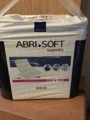 Abri Soft - Einmal Bett Unterlagen - NEU