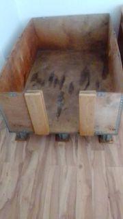 Welpenwurfbox