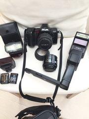 Minolta Dynax 7000i Spiegelreflexkamera und