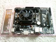 AMD FM2 Bundle mit SSD