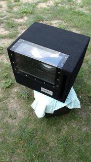 BANDPASS 1600 WATT BASSBOX NOVEX