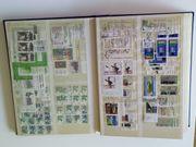 Briefmarkenalbum 64 Seiten voll mit