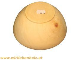 Bild 4 - Holzschale rund Zirbenholz verschiedene Durchmesser - Hopfgarten im Brixental