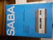 Videorekorder Saba