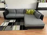 Couch inkl Bettfunktion