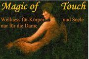 Tantra Massagen für Damen Magic-of-Touch