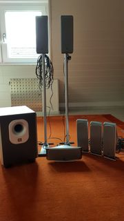 JBL Surround Cinema Speaker SCS