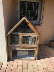 Verkaufe Hasenstall oder für Kleintier